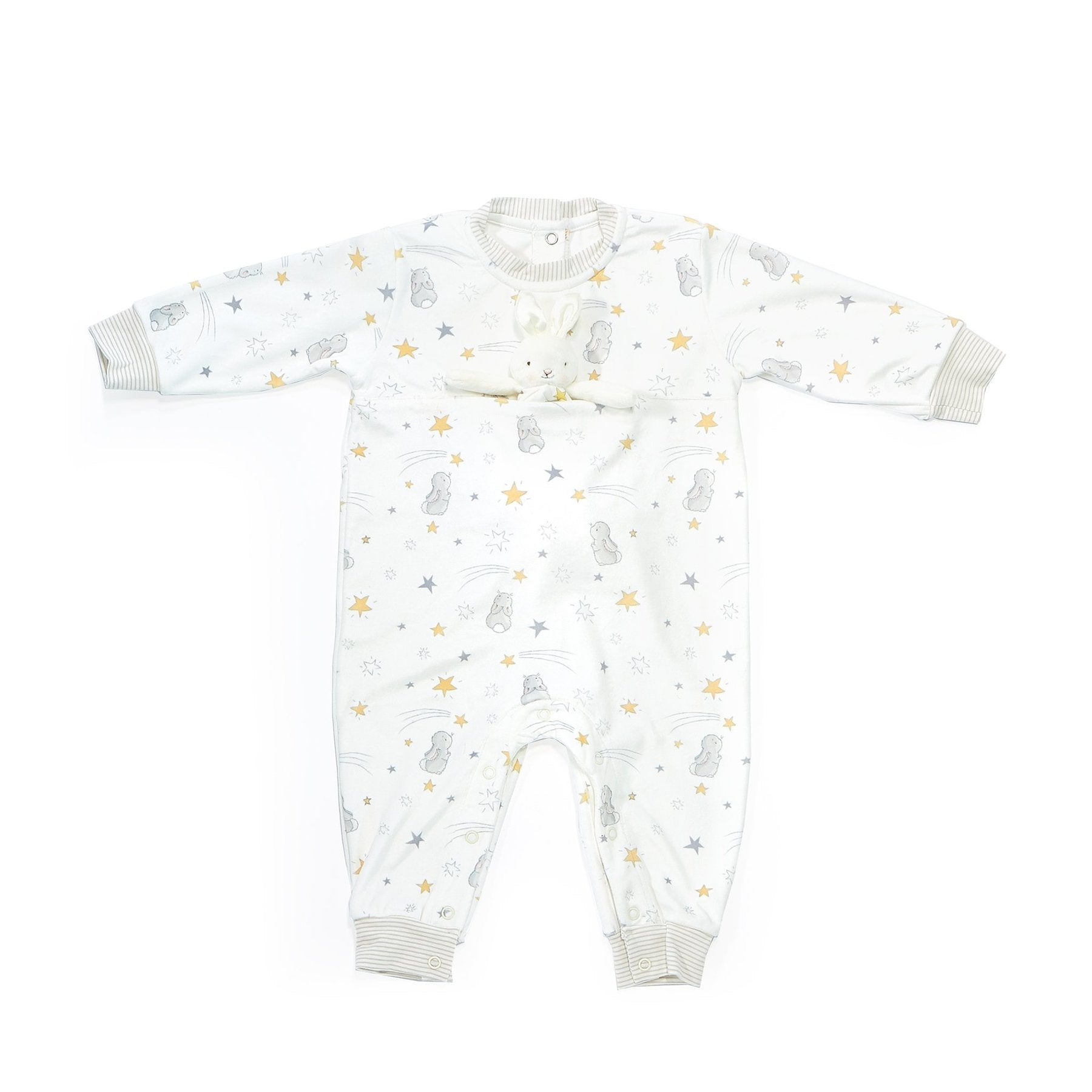 Bloom Playsuit & Binkie Set