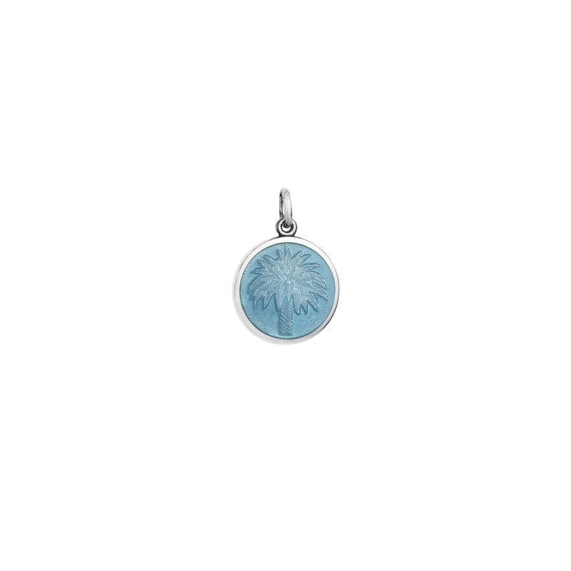 Colby Davis Pendant Small Palm Tree