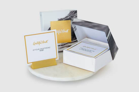 Grateful Heart Inspiration Box