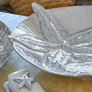 Mariposa Starfish Large Serving Bowl