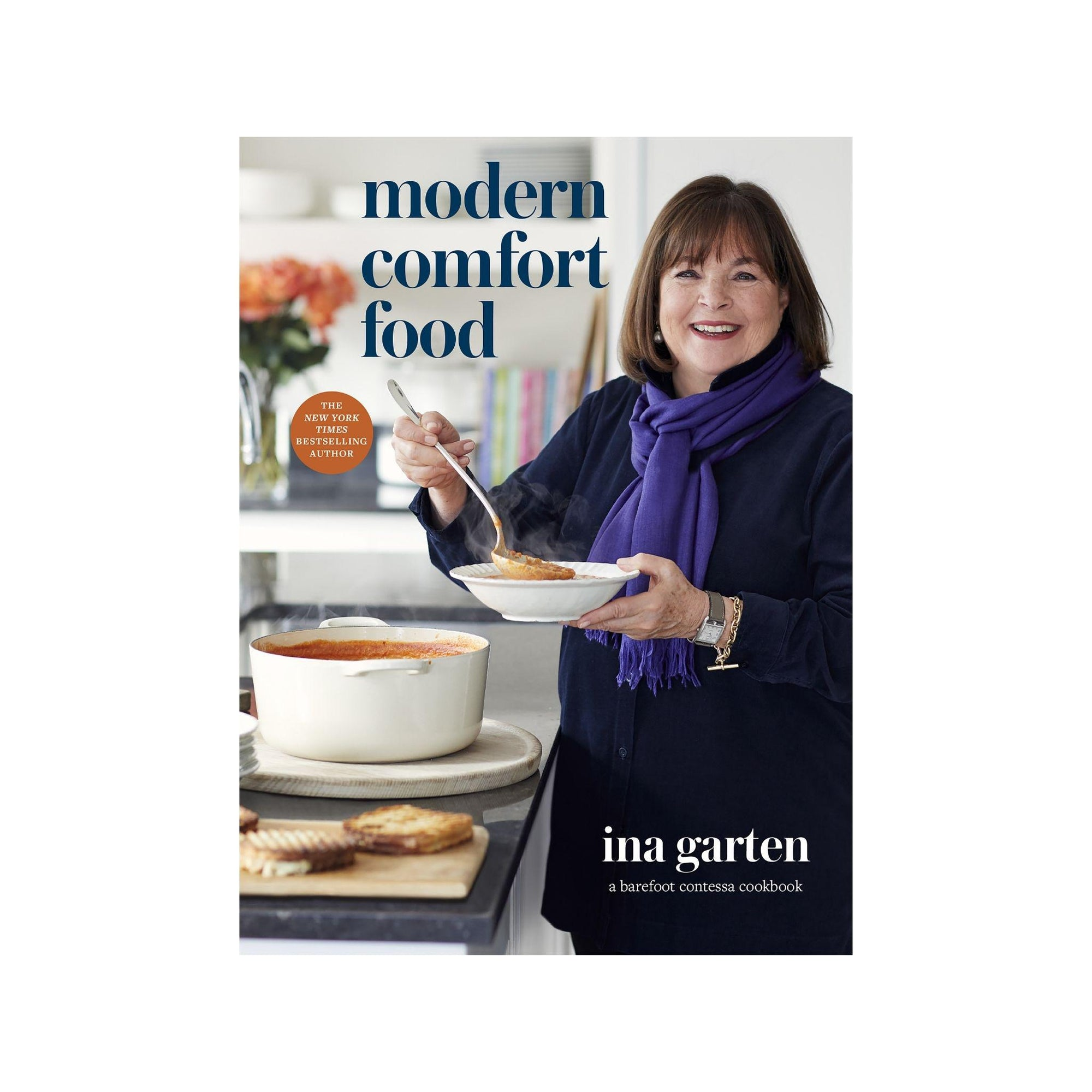 "Barefoot Contessa ""Modern Comfort At Home"""