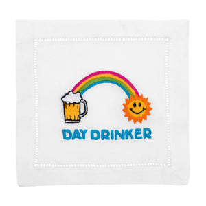 August Morgan - Day Drinker Napkin