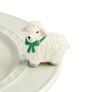 Nora Fleming Mini: Lamb
