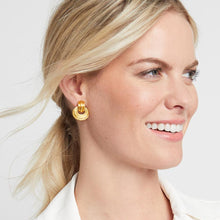 Julie Vos Barcelona Doorknocker Earring
