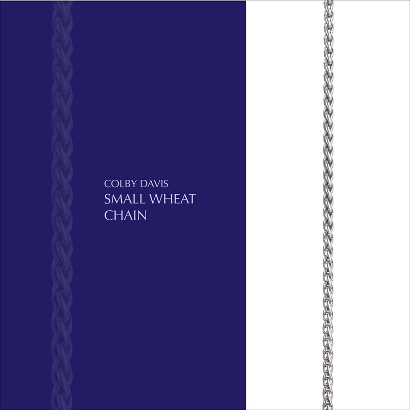Colby Davis Chain, Small Wheat