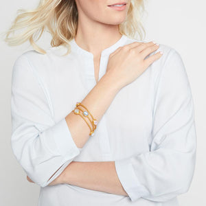 Julie Vos Calypso Bangle