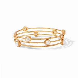 Julie Vos Calypso Demi Bangle
