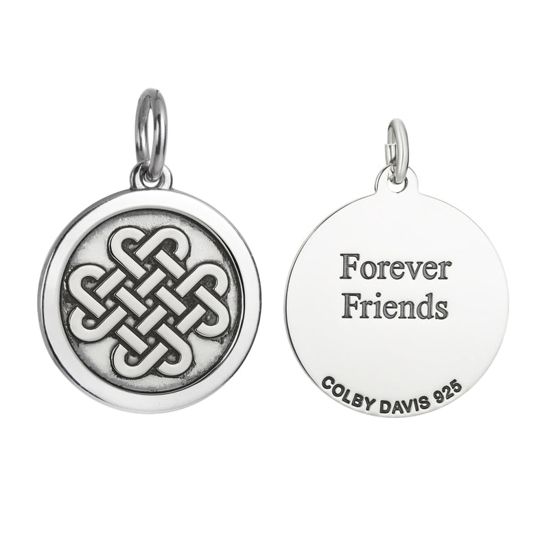 Colby Davis Pendant Small Friendship Knot
