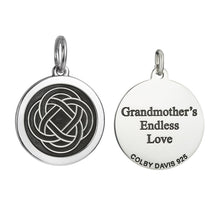 Colby Davis Pendant Medium Grandmother Knot