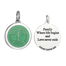 Colby Davis Pendant Medium Tree of Life