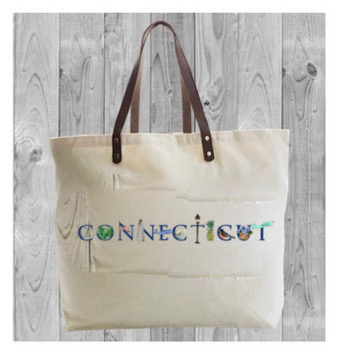 Connecticut Tote