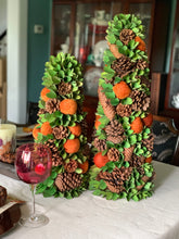 Pear & Pinecone Tree