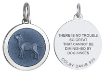 Colby Davis Pendant Medium Dog