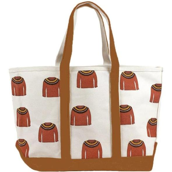 Carry All Canvas Tote