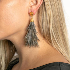 Brackish Portia Statement Earring