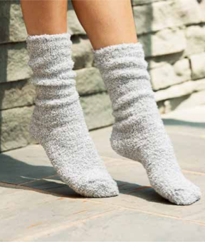 Barefoot Dreams CozyChic Socks