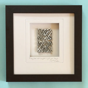 "Cynthia Webb Designs ""Celtic Knot, Rectangle"""