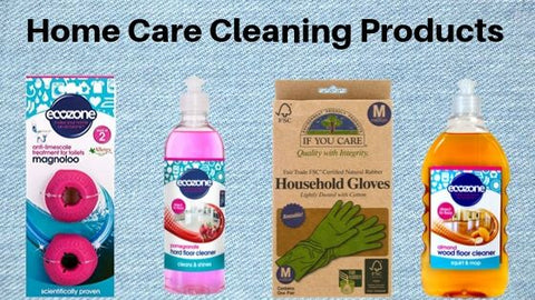 Home Care Cleaning Products