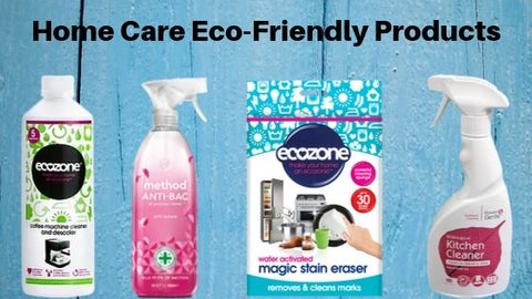 Home Care Eco-Cleaning Products