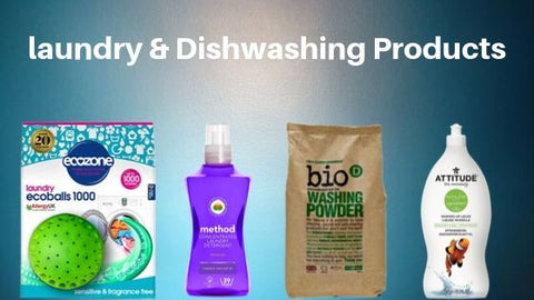Laundry & Dishwashing Products