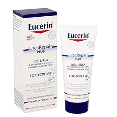 Eucerin® Intensive Foot Cream 100 ml Tube 1 Pack