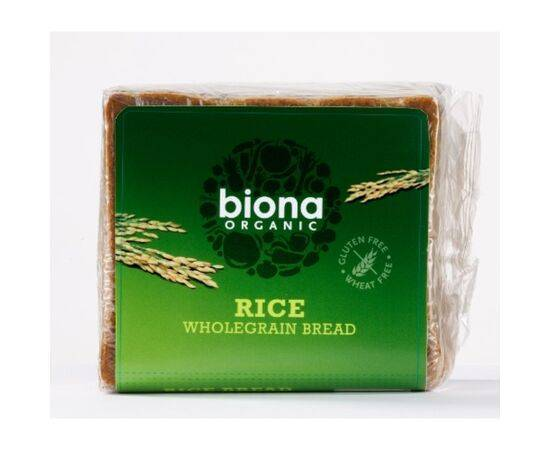 Biona Rice Bread [500g]