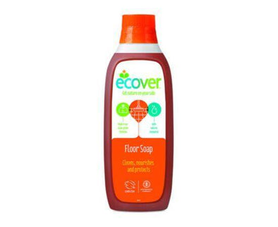 Ecover Floor Soap  Concentrated 1Ltr