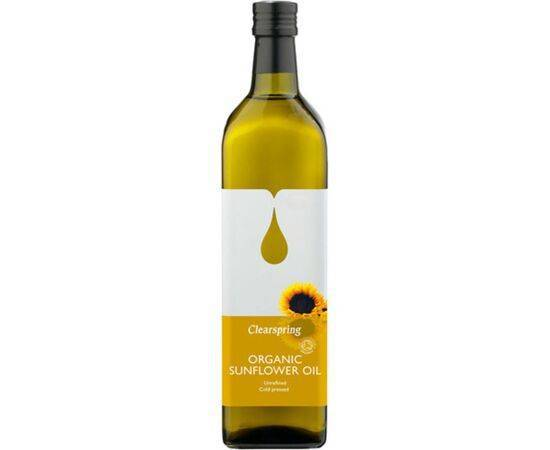 Clearspring Sunflower Oil - Organic [1Ltr]