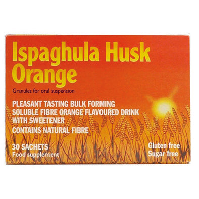 Ispaghula® Orange Drink Sachet Orange Flavour 1 Pack