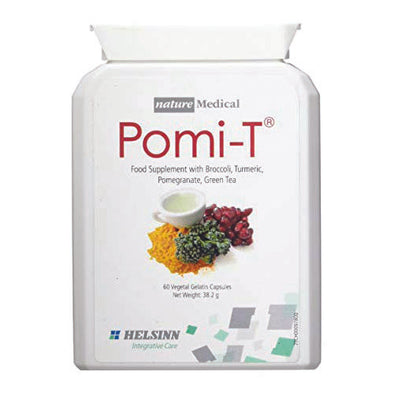 Pomi-T® Helsinn Integrative Care Vegetal Gelatin Capsule 150 mg 60 Capsules 1 Pack