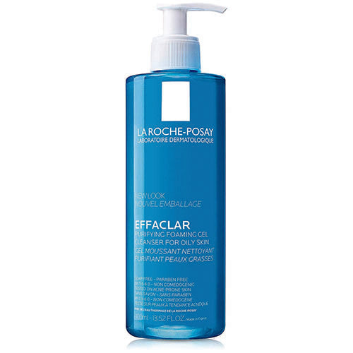 La Roche-Posay® Cleansing Gel for Oily and Sensitive Skin 400 ml Bottle 1 Pack