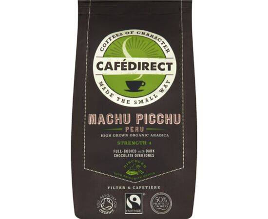 Caf̩ DirectRoast & Ground Coffee Machu Picchu [227g]