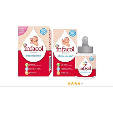 Infacol® Colic Relief Drop for 0+ month Babies Orange 50 ml