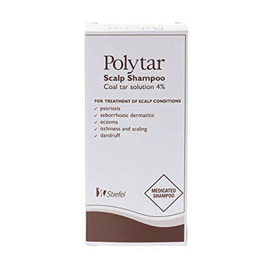 Polytar Scalp Shampoo 150 ml 1 Pack