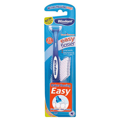 Wisdom® Daily Flosser Soft Ribbon 15 Heads
