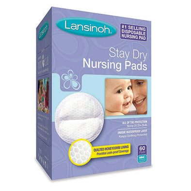 Lansinoh® Disposable Nursing Pad 60