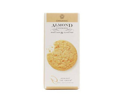 AGAINST THE GRAIN ALMOND COOKIES 150G