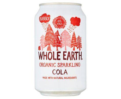 Whole Earth Cola 330ml x 24