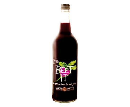 James White Beetroot Juice - Organic [750ml]