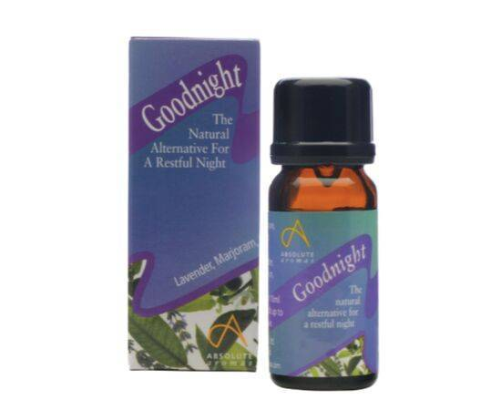 ABSOLUTE AROMAS GOODNIGHT OIL BLEND 10ML