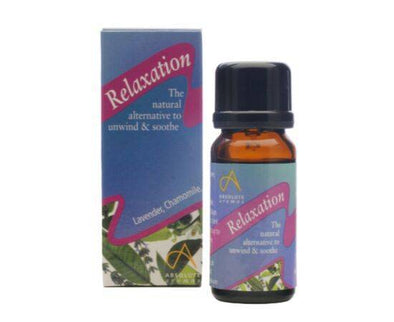 ABSOLUTE AROMAS RELAXATION OIL BLEND 10ML