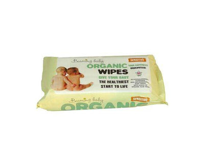 BEAMING BABY SKINCARE BABY WIPES 72S