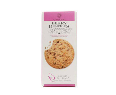 AGAINST THE GRAIN BERRY DELICIOUS COOKIES 150G