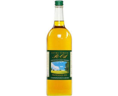 R-Oil Cold Pressed Rapeseed Oil [1Ltr]