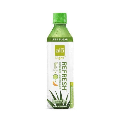 Alo Light Refresh  Cucumber & Cantaloupe 500ml - ArryBarry