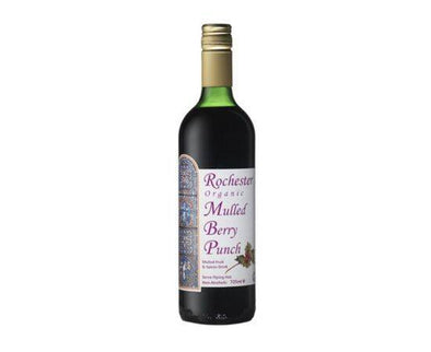 Rochester Mulled Berry Punch - Organic [725ml]