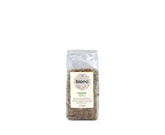 Biona Hemp Seeds [250g]