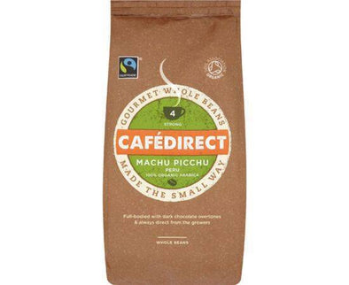Cafe Direct Machu PicchuGourmet Beans [227g]