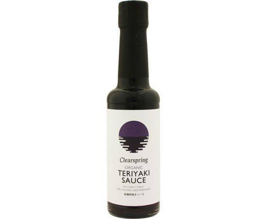 Clearspring Teriyaki Sauce - Organic [150ml]