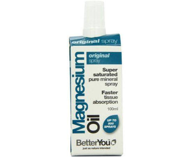 Better You Magnesium Oil Original Spray [100ml]